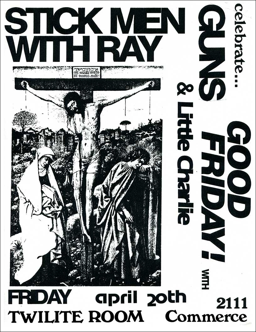 SMWRG Good Friday Poster