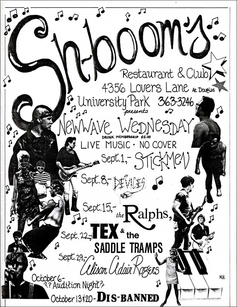 SMWRG Shbooms Poster